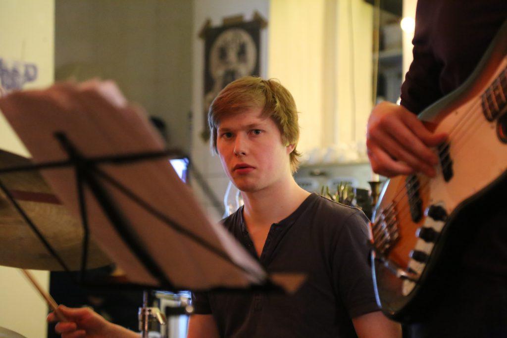 Johannes Metzger BIrd´s Free Funk