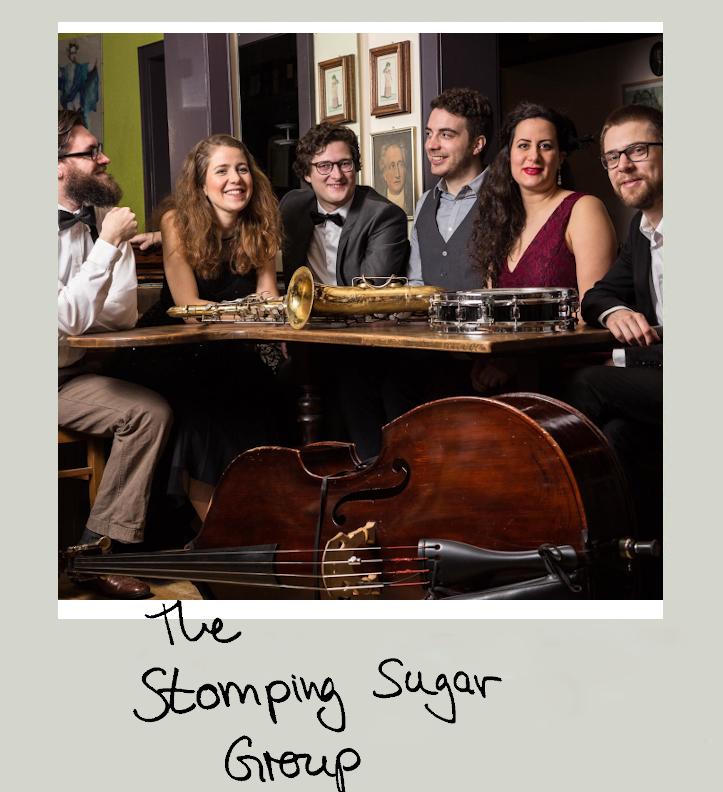 The-Stomping-Sugar-Group-Polaroid